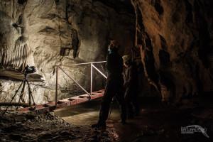 Fotografia in grotta